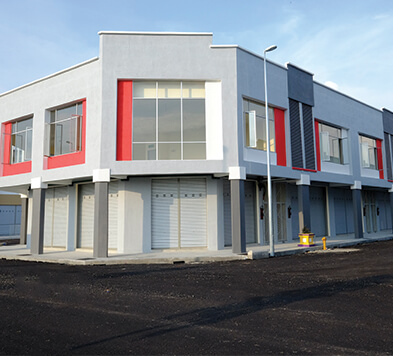 2 Storey Office Shop